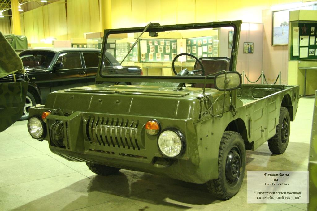 Главным отличием от предыдущей модели являлось наличие двухконтурной тормозной системы.  Внешне ЛуАЗ-967М первых...